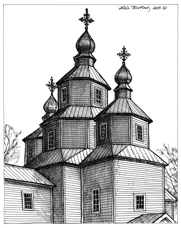 главное, картинки церквей поэтапно аквариум, есть, приклейте